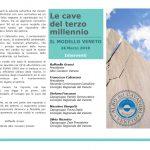 LE CAVE DEL TERZO MILLENNIO - IL MODELLO VENETO